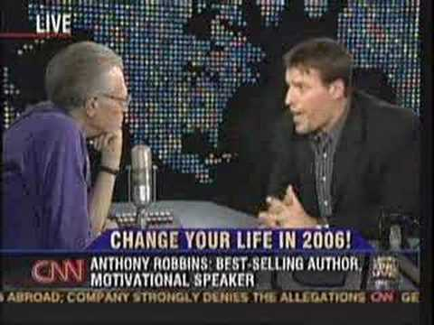 Tony Robbins: On CNN