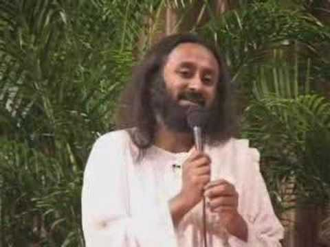 Sri Sri Ravi Shankar: Creating A Violence and Stress Free World