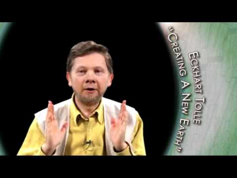 Eckhart Tolle: Listening for Silence