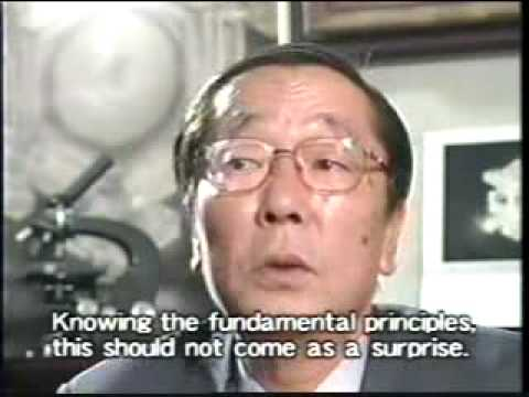 Masaru Emoto: Words Change The Structure Of Water (2 of 4)