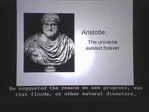 Stephen Hawking: Origin Of The Universe (1 of 5)