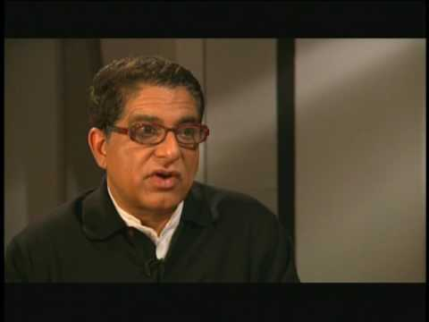 Deepak Chopra: Interview With Ernie Manouse