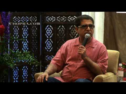 Deepak Chopra: The Mechanics Of Meditation