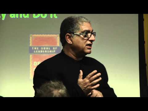 Deepak Chopra: Leading at Google