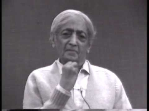 Krishnamurti: Love And Freedom (8 of 8)
