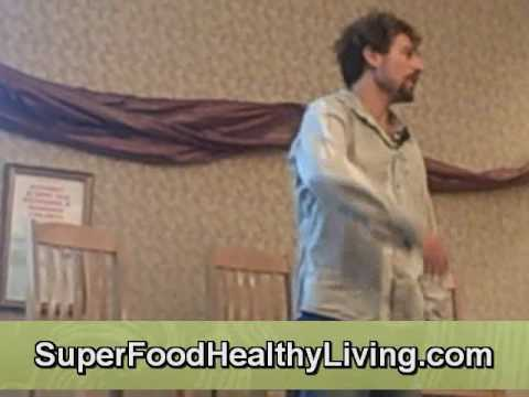 David Wolfe: Problems In The Raw Vegan Diet (1of2)
