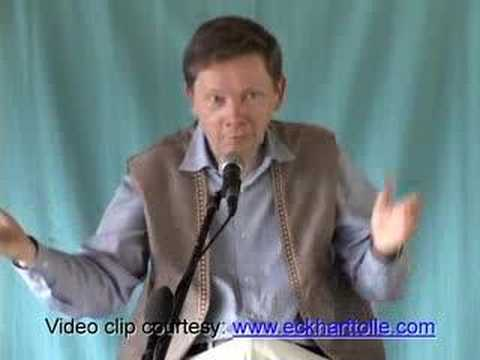 Eckhart Tolle: What is Enlightenment?