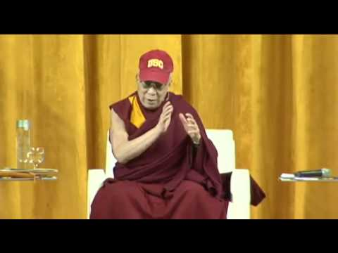 Dalai Lama: Secular Ethics, Human Values And Society