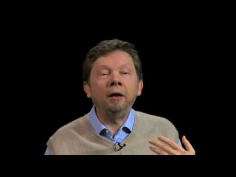 Eckhart Tolle: The Current Economy