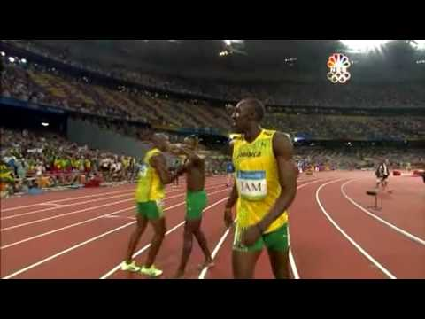 Usain Bolt - 6 World Records In 100m