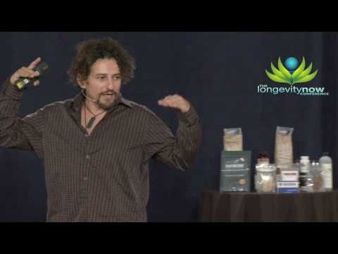 Anti-Aging With David Wolfe! PART ONE