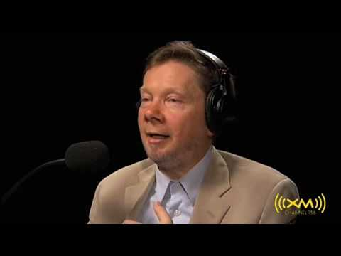 Eckhart Tolle: Oprah Soulseries (6 of 8)