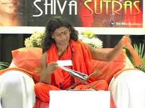 Swami Nithyananda: Sensitivity With Sound