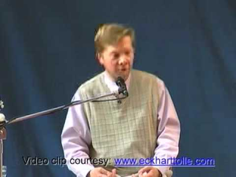 Eckhart tolle: Being Present In Relationships