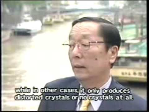 Masaru Emoto: Words Change The Structure Of Water (4 of 4)