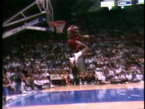 Nba Slam Dunk Contest - Michael Jordan Vs Dominique Wilkins