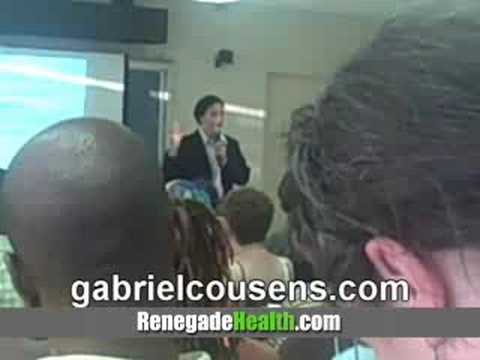 Dr Gabriel Cousens: Cure for Diabetes Revealed