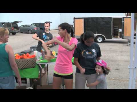Kristina Carrillo-Bucaram: Celebrating 311 Boxes Of Love!