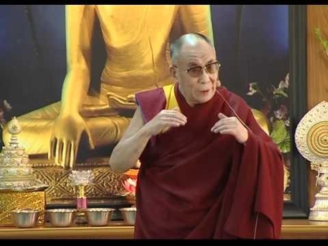 Dalai Lama: Developing A Healthy Mind