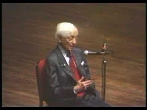 Krishnamurti: At The End Of Sorrow Is Passion (3 of 10)