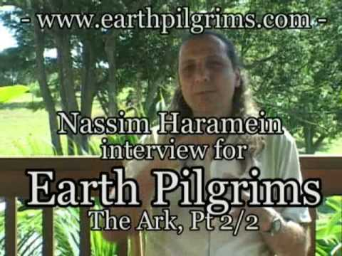 Nassim Haramein: The Ark Of The Covenant (2 of 2)